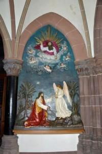 "Relief ""Jesus am Ölberg"""