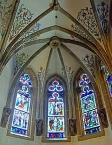 Fenster Seitenkapelle