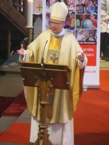 Festpredigt von Bischof Dr. Stephan Ackermann